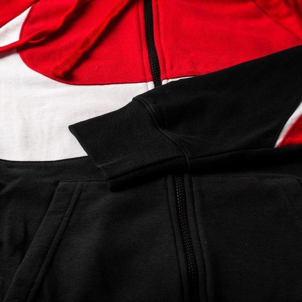 b82b2405e Nike Hoodie FZ NSW - University Red/Black/White | www.unisportstore.com