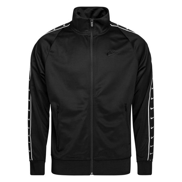 performance sportswear new high quality picked up Nike Jacke NSW - Schwarz/Weiß