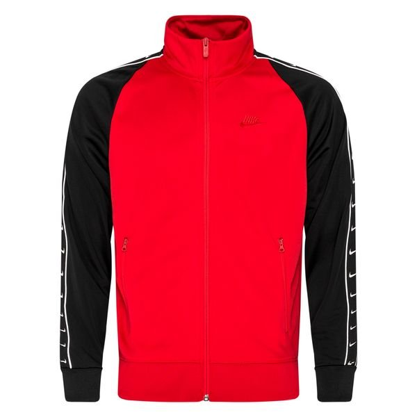 competitive price best sell large discount Nike Jacke NSW - Rot/Schwarz