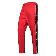 nike sweatpants nsw air - rød/hvid - sweatpants