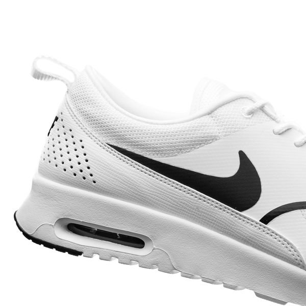 separation shoes d05cb 64c2c ... nike air max thea - witzwart vrouw - sneakers ...