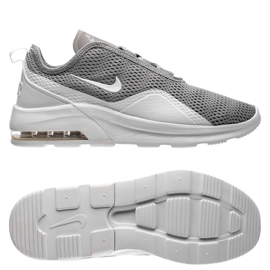 super popular 26204 322df nike air max motion 2 - atmosphere greyweiß damen - sneaker ...