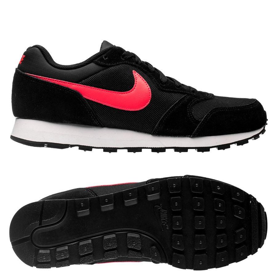 quality design fba6c 90477 nike md runner 2 - svart röd - sneakers ...