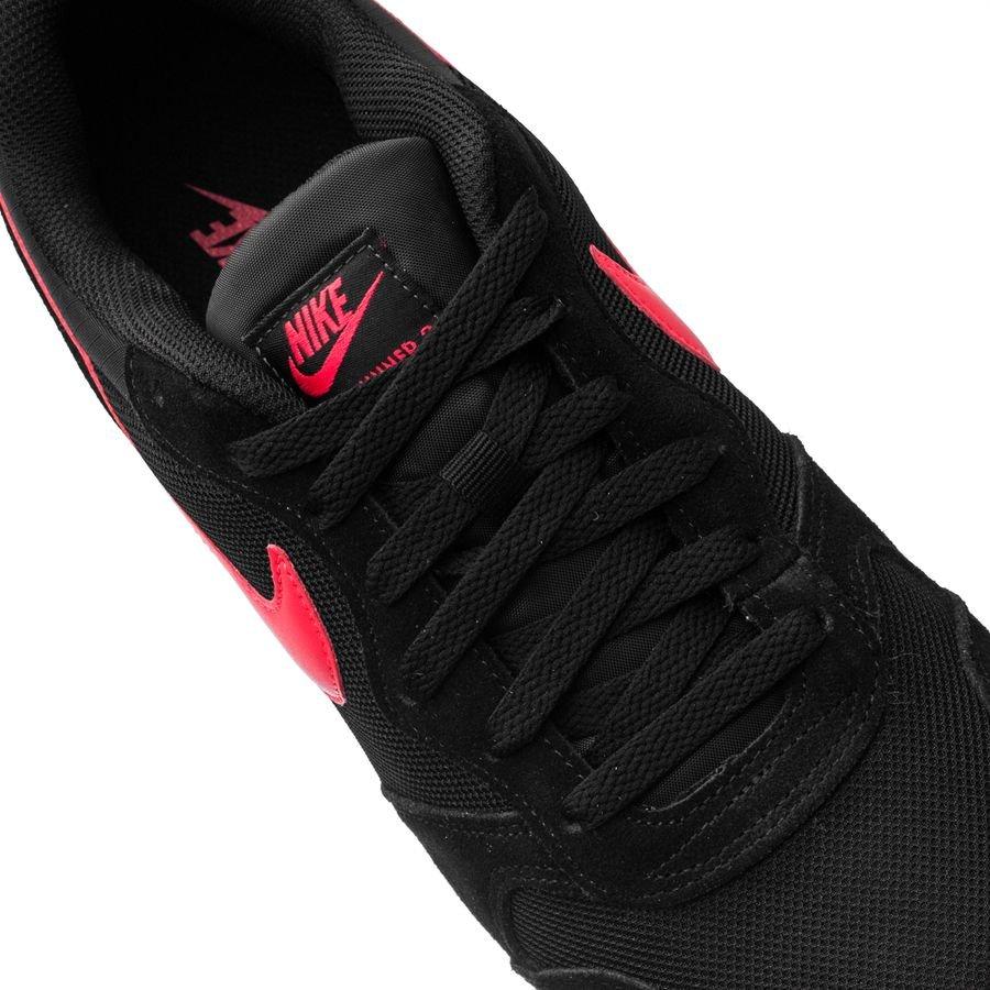 5bbaa31680911 Nike MD Runner 2 - Black Red Orbit