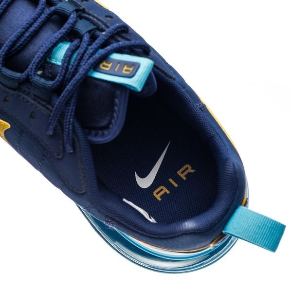 Nike Air Max 270 Futura BlauDark CitronBlau