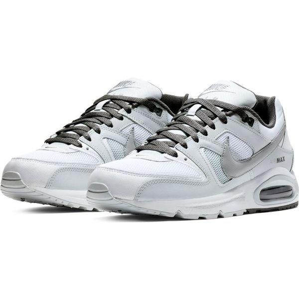 meilleur site web 41f2d fd48f Nike Air Max Command - White/Wolf Grey/Pure Platinum | www ...