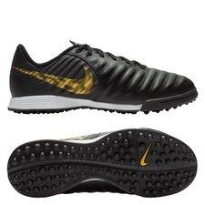 Nike Tiempo Legend 7 Academy TF Black Lux - Svart/Guld Barn