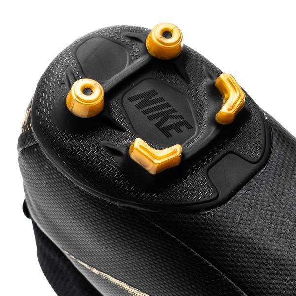 the latest c9c78 cee39 ... nike mercurial superfly 6 academy mg black lux - noirdoré enfant -  chaussures de