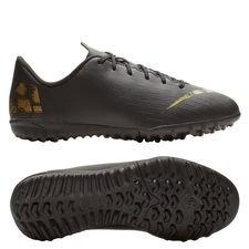 Nike Mercurial Vapor 12 Academy TF Black Lux - Musta Kulta Lapset e81e26e5a2