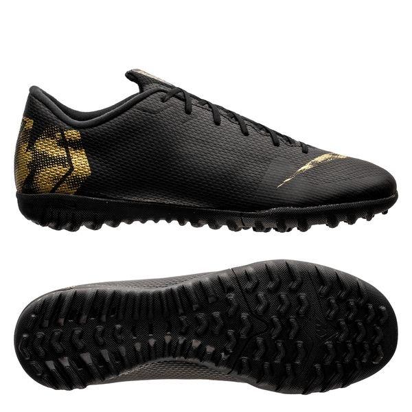Nike Mercurial VaporX 12 Academy TF Black Lux NoirDoré