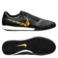 Nike Phantom Venom Academy IC Black Lux - Svart/Guld