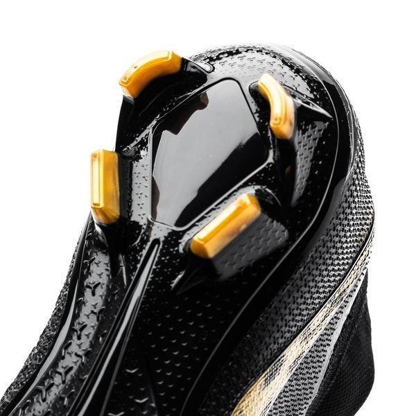 5290dfa340ac Nike Phantom Vision Elite DF FG Black Lux - Black/Metallic Vivid Gold