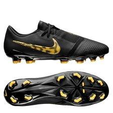 new style c1db2 52e03 Nike Phantom Venom Pro FG Black Lux - Svart Guld