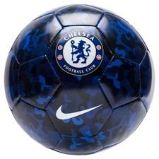 Chelsea Fotboll Supporter - Blå/Navy/Vit