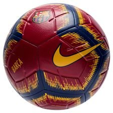 Barcelona Fotboll Strike - Röd/Navy/Guld