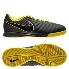 fe40a24d228 Nike Tiempo Legend 7 Academy IC Game Over - Grijs/Geel Kinderen