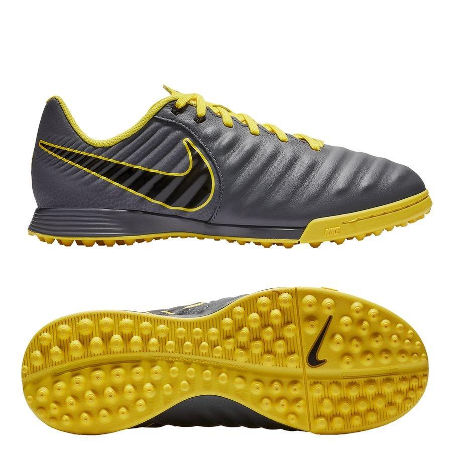 competitive price c0330 d82e9 ... order nike tiempo legend 7 academy tf game over grå gul børn  fodboldstøvler a2bd5 b4288