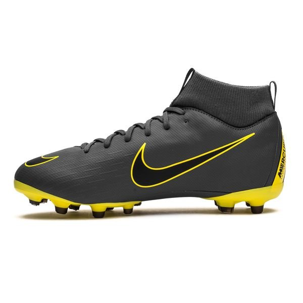 Nike Mercurial Superfly 6 Academy Mg Game Over Grau Gelb Kinder