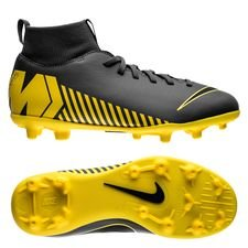 Nike Mercurial Superfly 6 Club MG Game Over - Grijs/Geel Kinderen