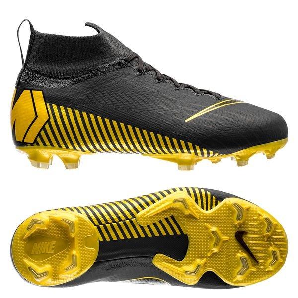 d2e37c2c01d Nike Mercurial Superfly 6 Elite FG Game Over - Dark Grey Yellow Kids ...