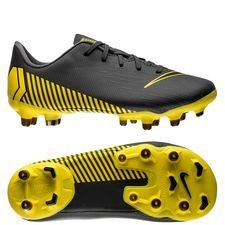 quality design 07075 4d239 Nike Mercurial Vapor 12 Academy MG Game Over - Grå Gul Barn