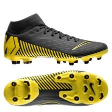 Nike Mercurial Superfly 6 Academy MG Game Over - Grijs/Geel