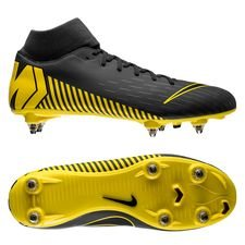 Nike Mercurial Superfly 6 Academy SG-PRO Game Over - Grijs/Geel