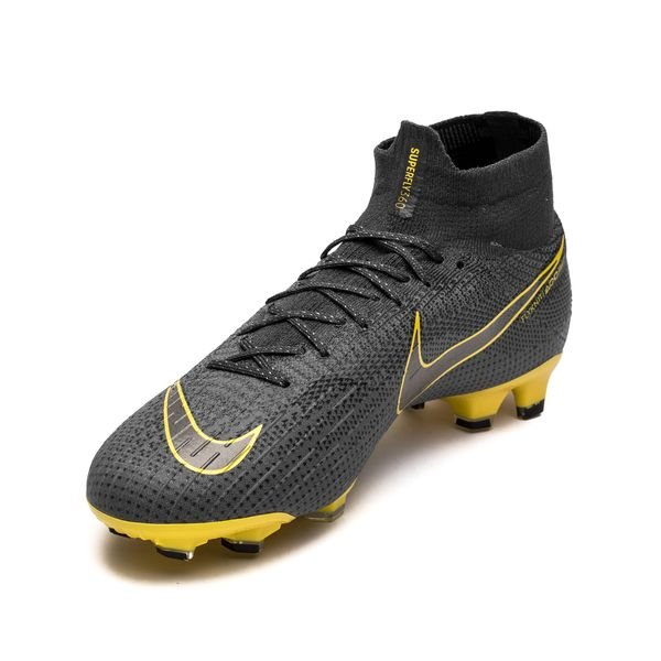 online retailer 690c0 a0afa Nike Mercurial Superfly 6 Elite FG Game Over - Thunder Grey/Yellow