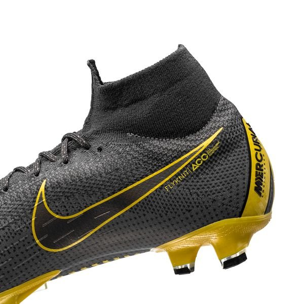 2dd73faf673 Nike Mercurial Superfly 6 Elite FG Game Over - Thunder Grey Yellow ...