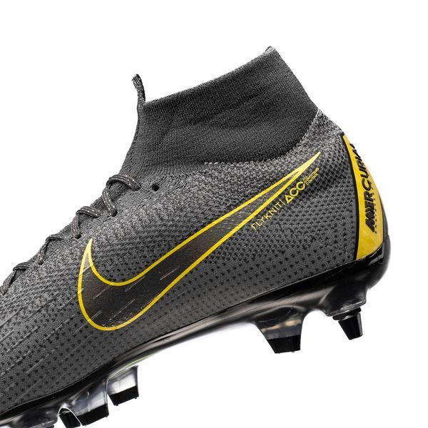 outlet store 086a4 20790 Nike Mercurial Superfly 6 Elite SG-PRO Anti-Clog Game Over - Thunder  Grey/Yellow