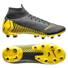 Nike Mercurial Superfly 6 Pro AG-PRO Game Over - Grijs/Geel