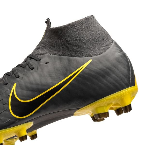 4959a61d249d3a Nike Mercurial Superfly 6 Pro AG-PRO Game Over - Dark Grey/Yellow ...