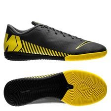 Nike Mercurial Vapor 12 Academy IC Game Over - Grijs/Geel