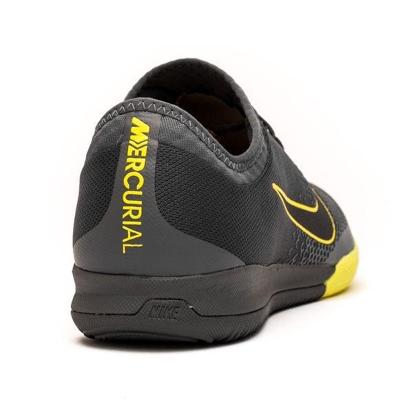 27e8a835e Nike Mercurial Vapor 12 Pro IC Game Over - Dark Grey Yellow
