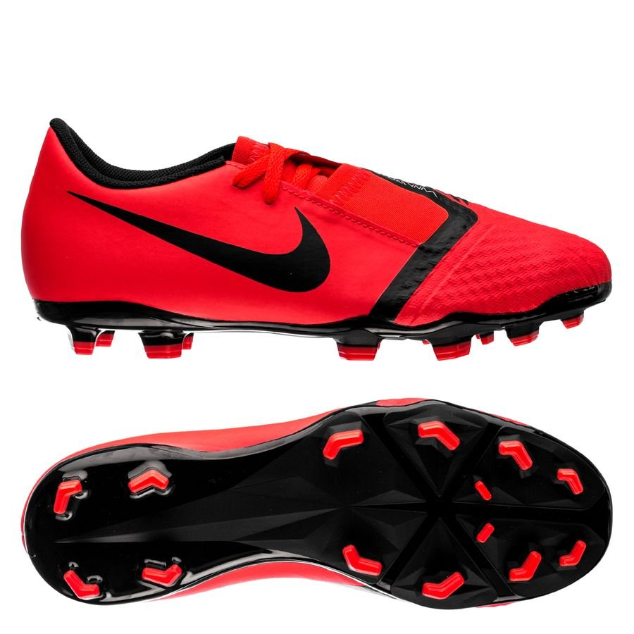 the latest 43c8a ca89f nike phantom venom academy fg game over - rödsvart barn - fotbollsskor ...
