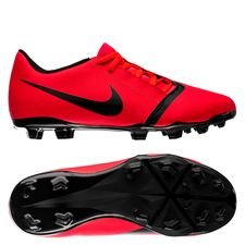 Nike Phantom Venom Club FG Game Over - Rood/Zwart Kinderen