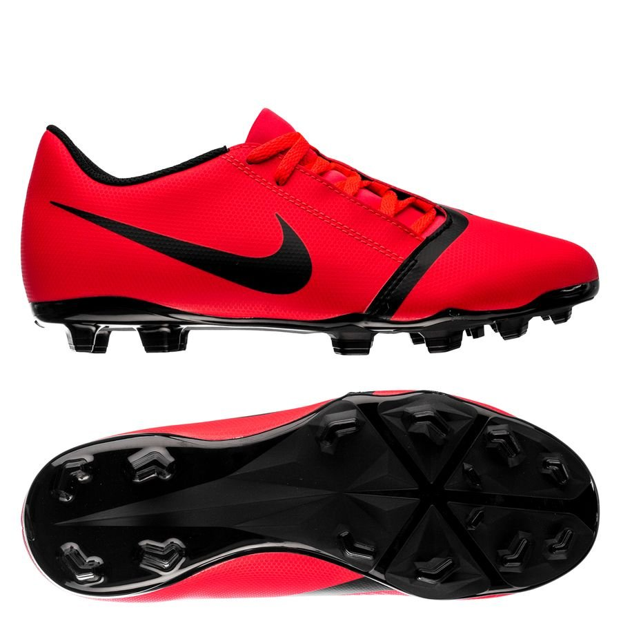 arquitecto Jarra excepción  Nike Phantom Venom Club FG Game Over - Bright Crimson/Black Kids |  www.unisportstore.com