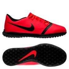 Nike Phantom Venom Club TF Game Over - Rood/Zwart Kinderen