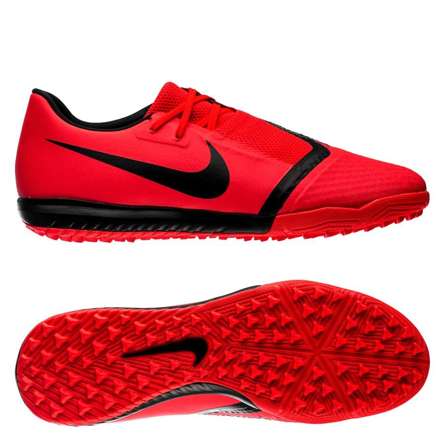 nike phantom venom academy tf game over - bright crimson black - football  boots ... d6a01c67b88f