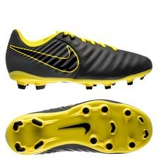 Nike Tiempo Legend 7 Academy FG Game Over - Grå/Gul Barn