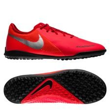 Nike Phantom Vision Academy TF Game Over - Rood/Zilver