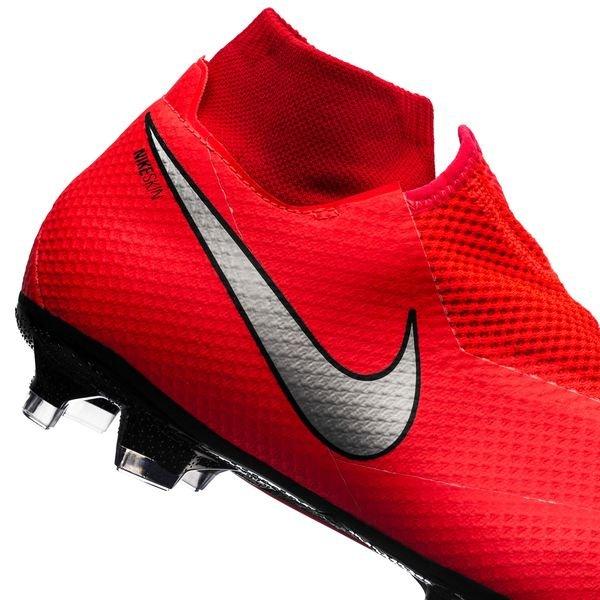 cd882747e Nike Phantom Vision Pro DF FG Game Over - Bright Crimson Metallic Silver