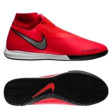Nike Phantom Vision Academy DF IC Game Over - Rood/Zilver