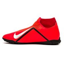 new style 8dcfa 02731 ... nike phantom vision academy df tf game over - roodzilver -  voetbalschoenen ...