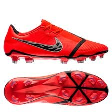 Nike Phantom Venom Elite FG Game Over - Rød/Sort