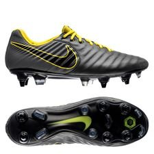 Nike Tiempo Legend 7 Elite SG-PRO Game Over - Grijs/Geel