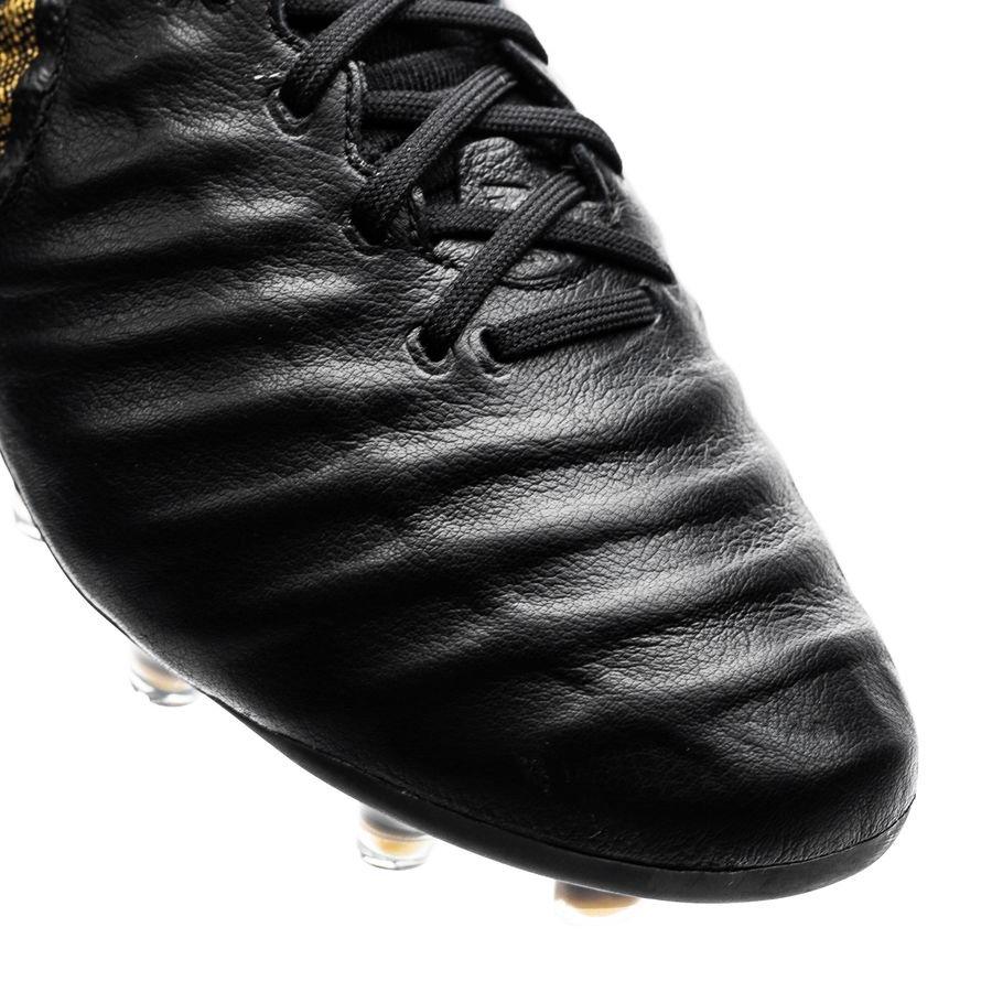 Nike Tiempo Legend 7 Elite FG �?Black Lux