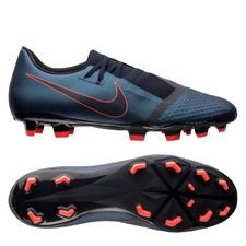 Nike Phantom Venom Academy FG Fully Charged - Navy/Zwart