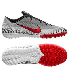 100% authentic a33a4 a93c7 Nike Mercurial Vapor 12 Academy TF NJR Silêncio - White Challenge Red Black
