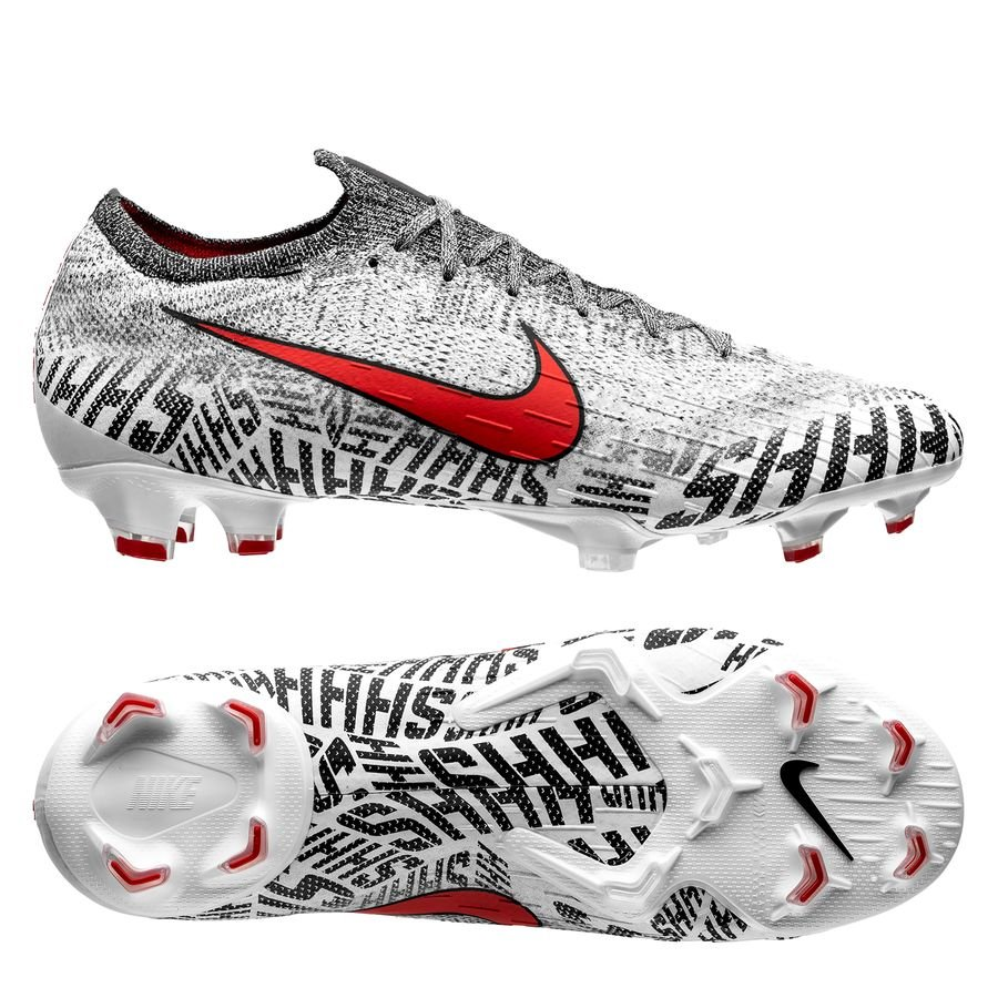 factory price 9555b 278a6 Nike Mercurial Vapor 12 Elite FG NJR Silêncio - White/Challenge Red/Black